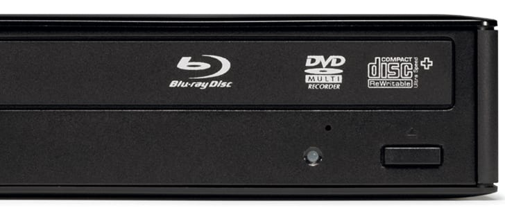 Η Buffalo ξεκινά τον πυρετό του USB 3.0: εξωτερικό Blu-Ray burner