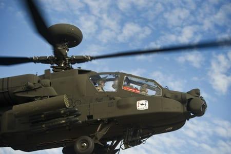 Ξεκίνησαν οι δοκιμές για το υπερApachee: Τα AH-64D Block III στον αέρα…