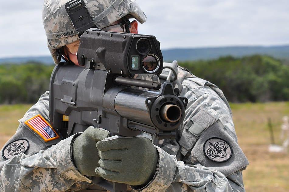 """Νέα """"έξυπνη"""" σφαίρα δοκιμάζει ο αμερικανικός Στρατός…"""