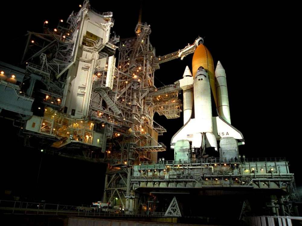 Τελικά θα 'πατήσει' το 2011 το διαστημικό λεωφορείο…