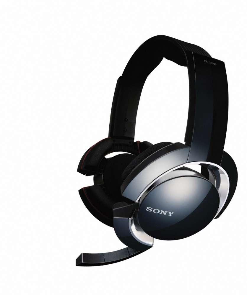 Ακουστικά για gaming με σχεδίαση sci fi από τη Sony -και το δυνατό μπάσο δεν μας χαλάει…