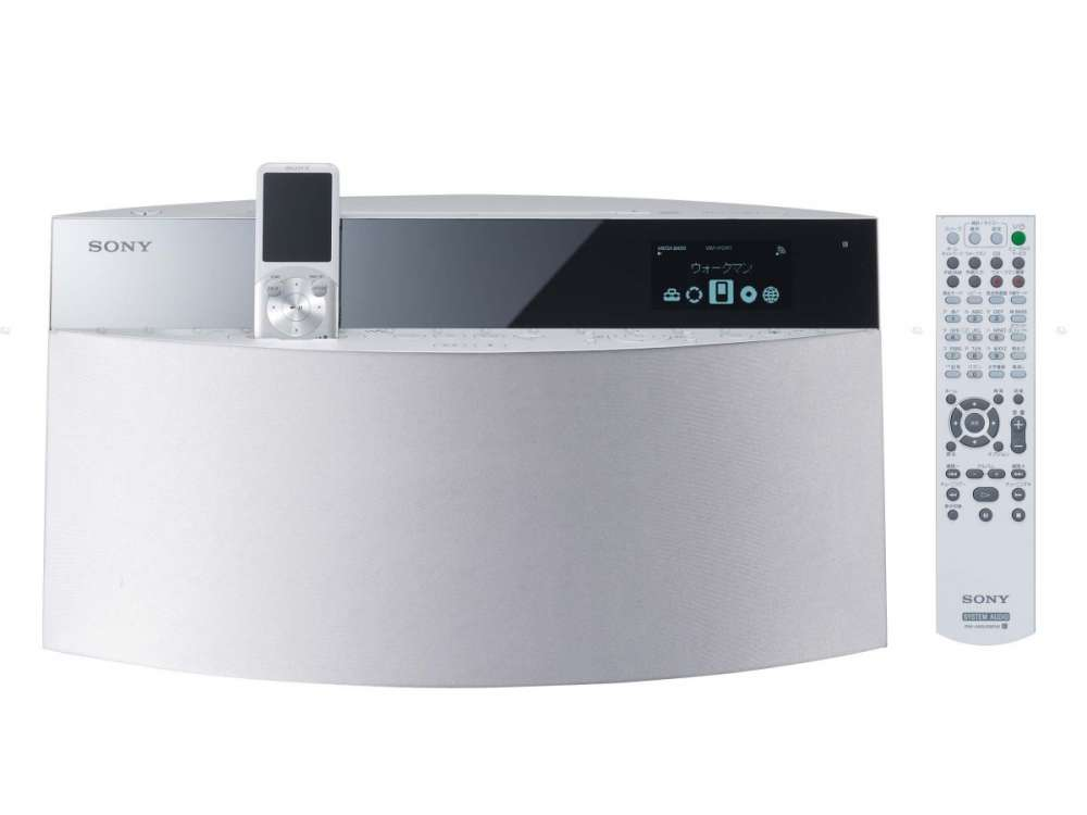 Groovy… σταθμοί για μουσική και σύνδεση Walkman και φορητών συσκευών…
