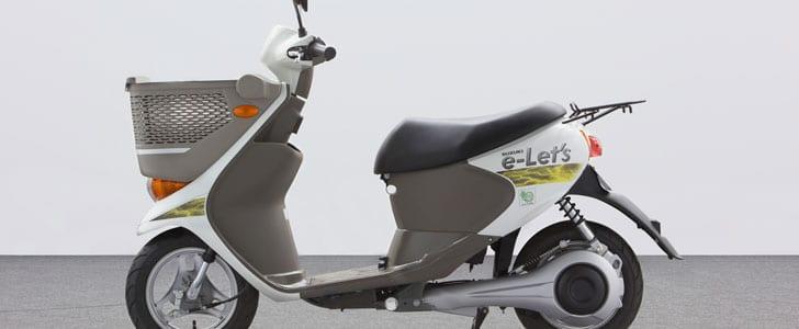 Άλλο ένα ηλεκτρικό scooter…