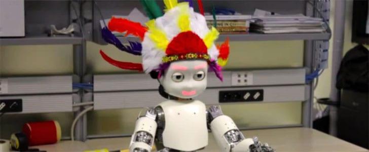Ένα ρομπότ… Γιουλιέλμος Τέλος!