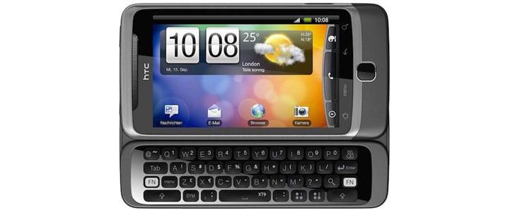 Νάτο ένα ακόμη smartphone με συρόμενο πληκτρολόγιο…