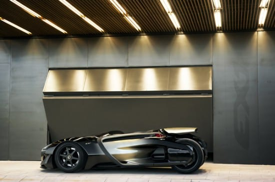 EX-1: Μια κορυφαία σχεδιαστική πρόταση με ηλεκτρική όμως sportif καρδιά!