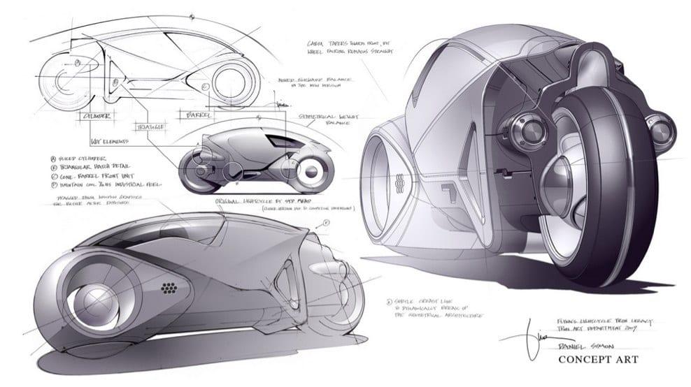 Εντυπωσιακό concept art: ας ταξιδέψουμε στον κόσμο του Tron…