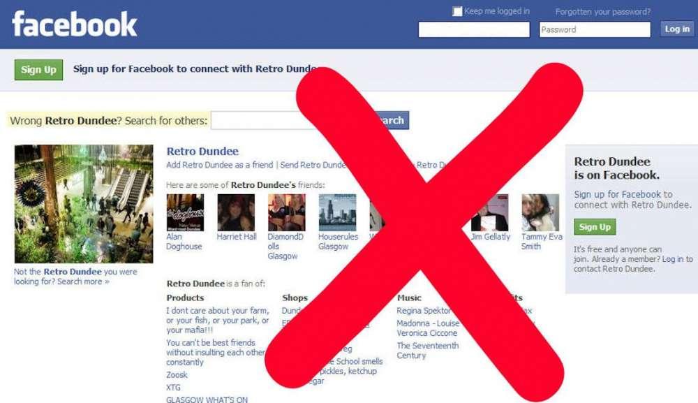 Τα δεδομένα για την 'γκρίζα Πέμπτη' του Facebook…