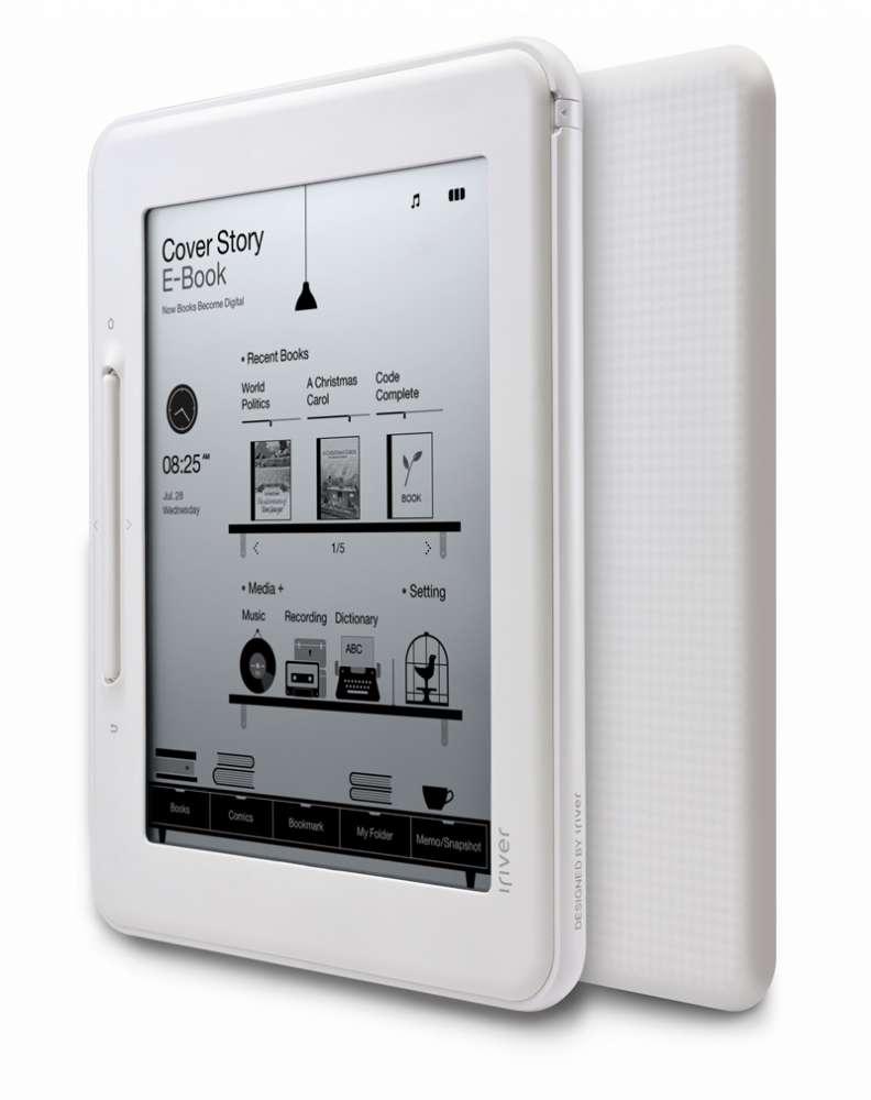 iFA 2010: iriver Story Touch Edition, μια ματιά επί Ευρωπαϊκού Εδάφος…