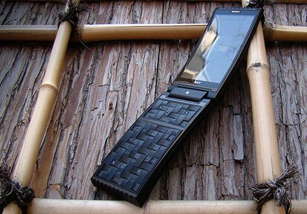 Ένα … africa style κινητό