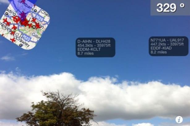 Τι αεροπλάνο πετάει από πάνω σας; Απλά γυρίστε το smartphone ψηλά!
