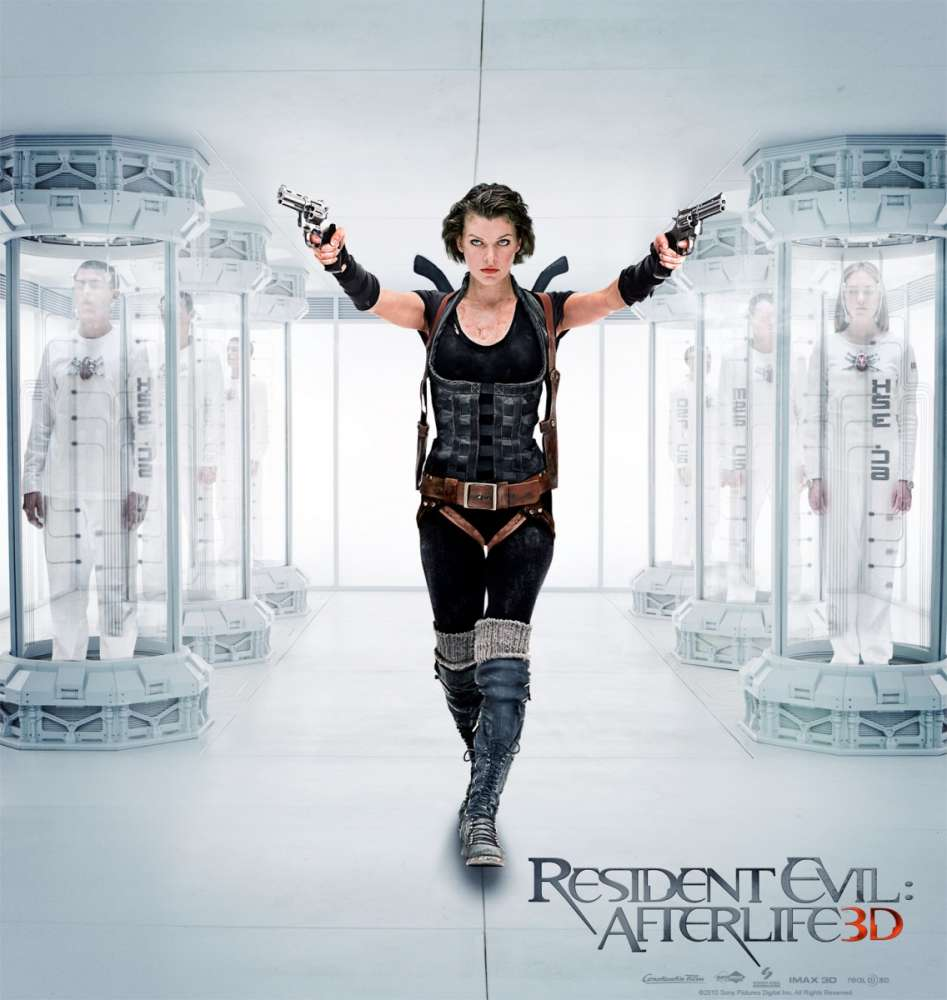 Από… λευκό χαρτί φτιαγμένο για 3D το νέο Resident Evil…