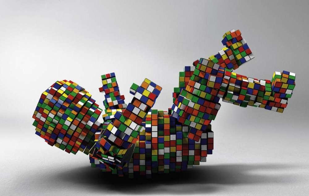Το όνειρο του Shigeru Miyamoto: να εφεύρει τον επόμενο κύβο του Rubik…