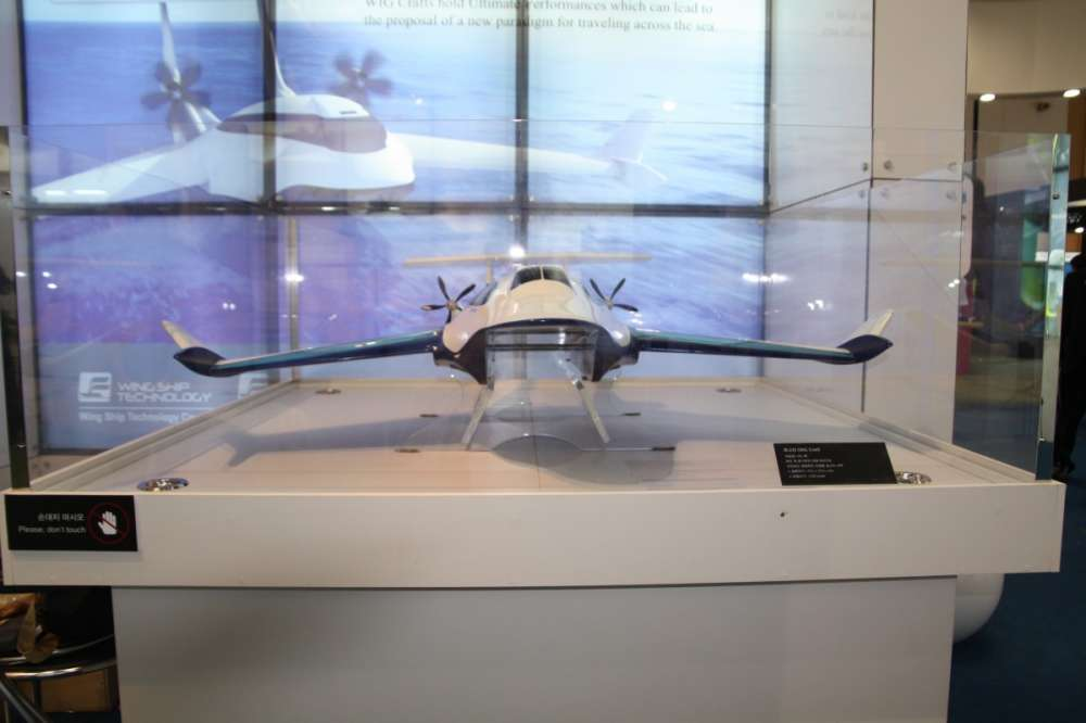 Σκάφος με 'φτερά': ένα Wing Boat για να ξεφύγουμε από τον χειμώνα…