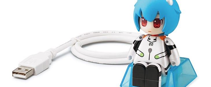 Νέος Rei – NG Evangelion – USB Memory Stick…