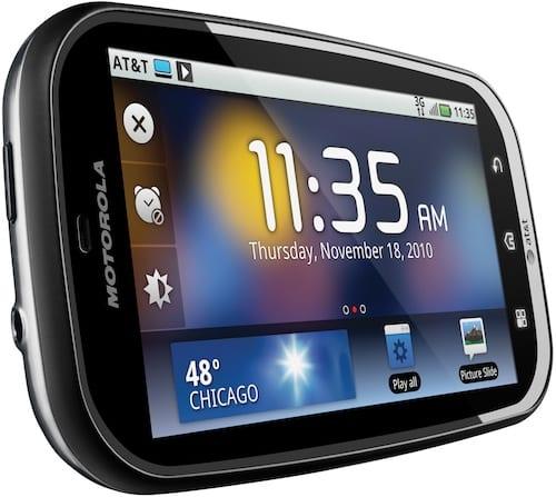 Νέες Motorola με Android – για America αρχικά…