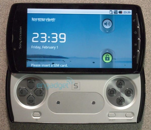 Η πρώτη εικόνα του PSP κινητού…!;