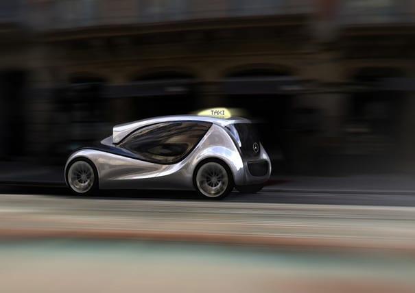 To κλασικό/μελλοντικό ταξί…