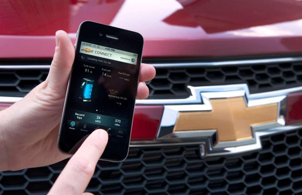 Τα επόμενα αυτοκίνητα θα έχουν smartphone apps από… κούνια!