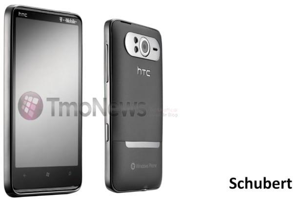New smartphone: To Schubert φανερώθηκε…