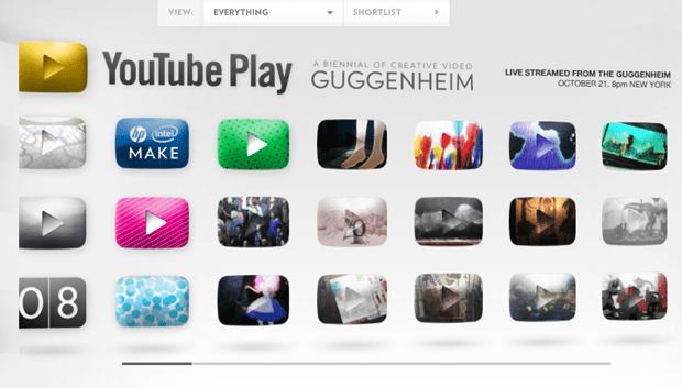 YouTube Play: δείγμα από το μέλλον;