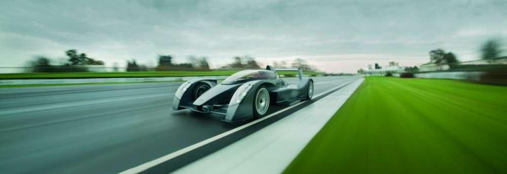 Caparo T1: ένα βρετανικό καθαρόαιμο στο Νürburgring Nordschleife…