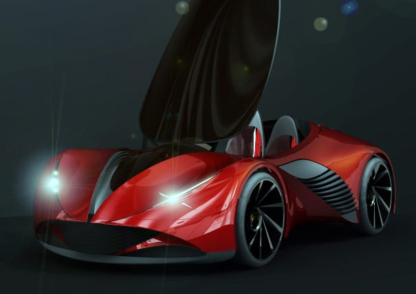 Το πρώτο… πυρηνοκίνητο αυτοκίνητο;