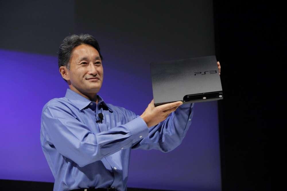 Sony: Ιάπωνας ξανά στο τιμόνι;