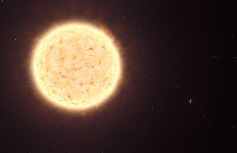 Ανακαλύφθηκε ο πρώτος πλανήτης εκτός του Γαλαξία μας…