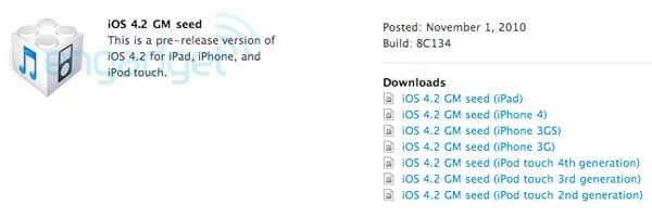 Σε έκδοση beta το iOS 4.2: Όσοι πιστοί…