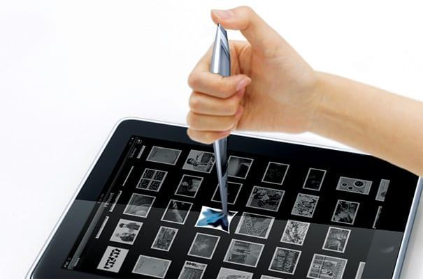 idropper: μεταφορά πληροφορίας futuristic…