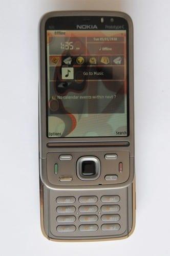 N00 Prototype C: νέο Nokia;
