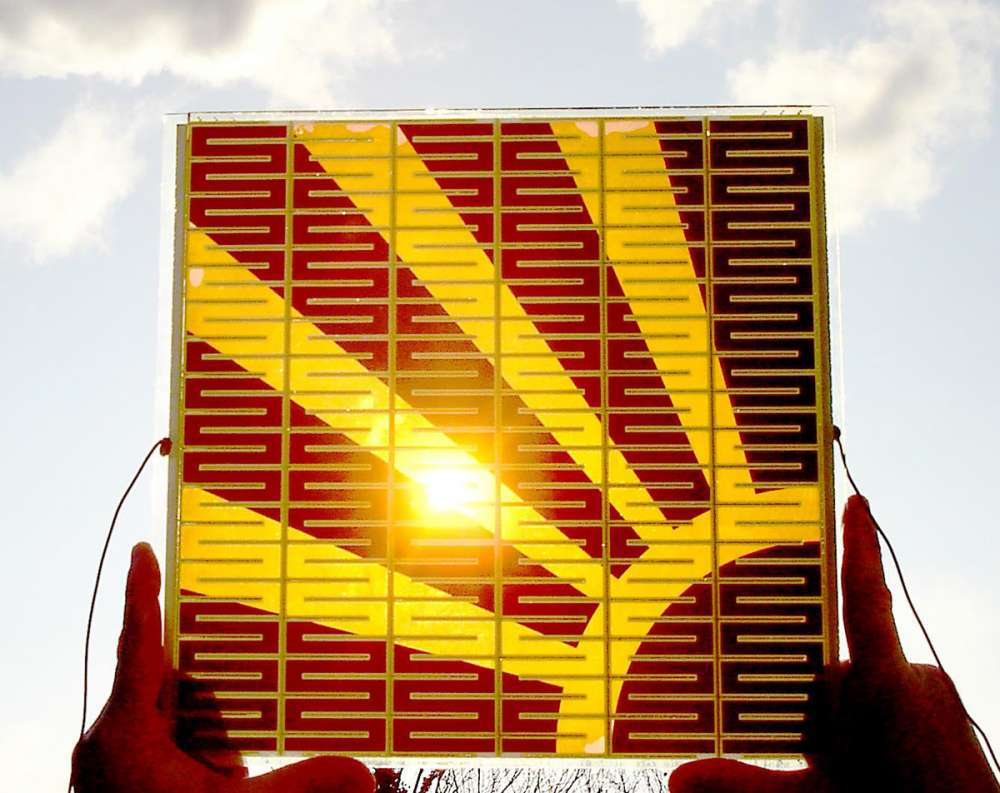 Νέο διαφανές υλικό για φωτοβολταϊκα για σπίτια…