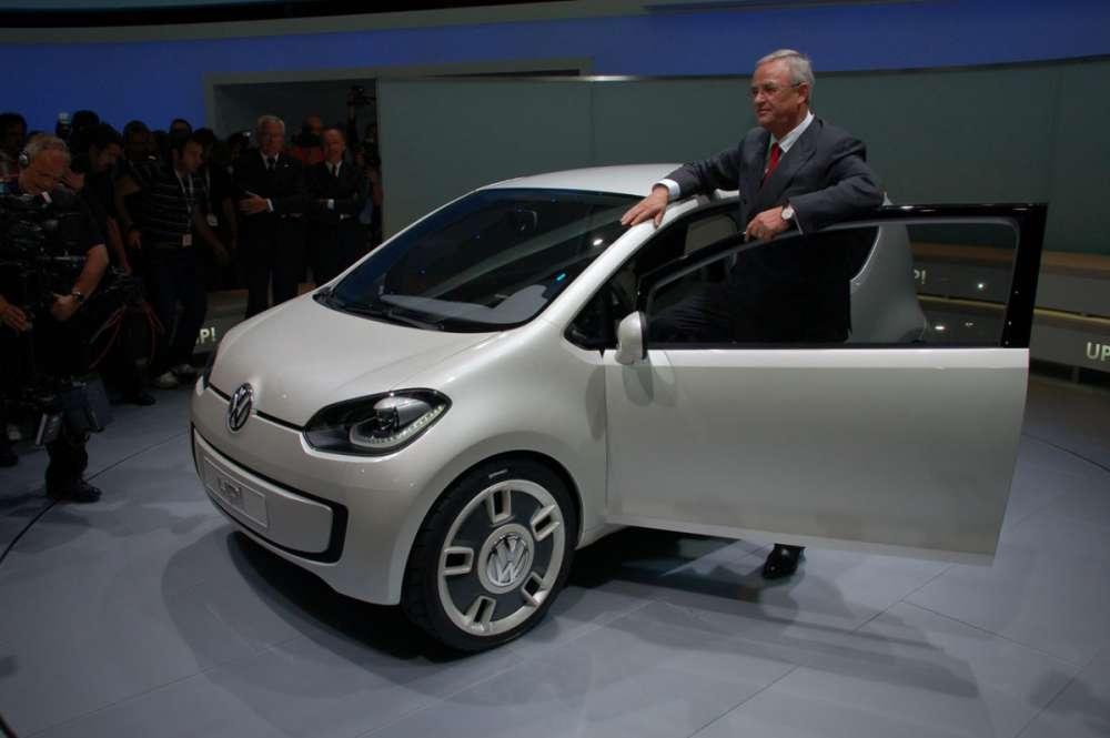 Δεν θα κινεί τελικά δικύλινδρος το αυτοκίνητο πόλης Volkswagen Up! ;
