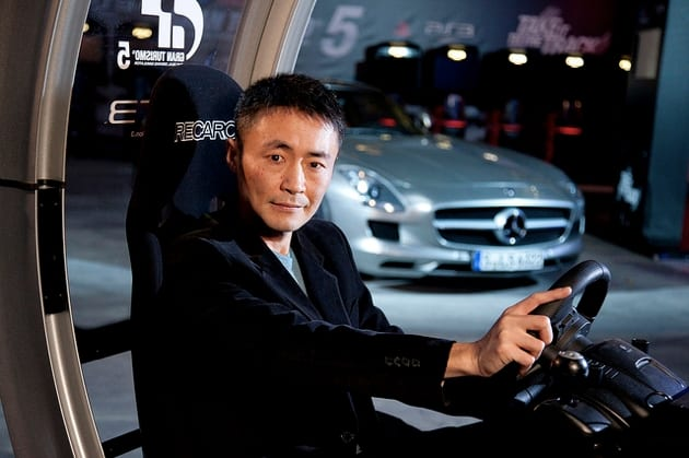 Το πρώτο Gran Turismo χρειάστηκε 15 χρόνια δουλειάς….