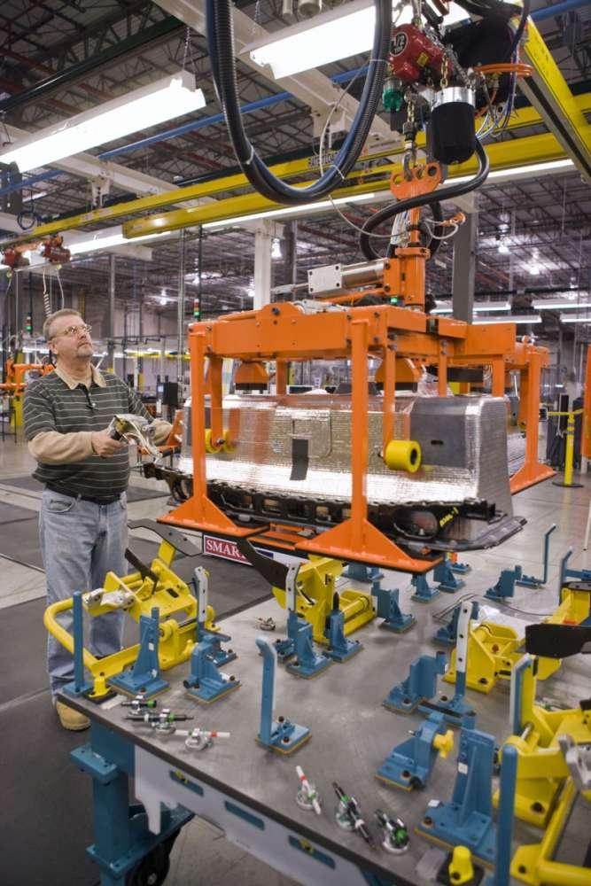Αυτό είναι τεχνολογικό 'πρόβλημα': πως θα 2πλασιάσει ή 3πλασιάσει την παραγωγή του Volt η GM;