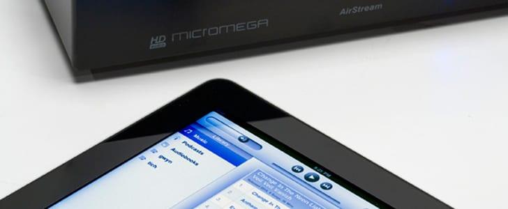 Micromega Airstream: μια λύση Hi fi/δικτύωσης…