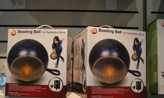 Μια μπάλα bowling για το PlayStation Move!