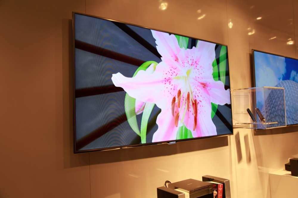 Έκθεση CES 2011: οι νέες tv της Samsung…