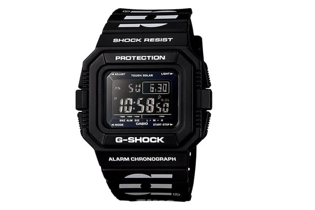 Casio x Alife Collaboration Creates Stylish G-Shock