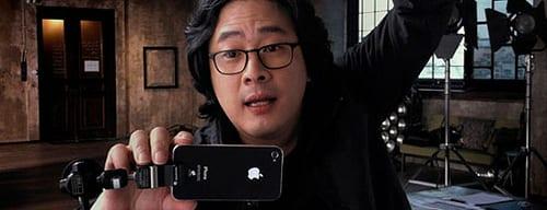 Μια ταινία με ένα iPhone γύρισε ο σκηνοθέτης του Oldboy…