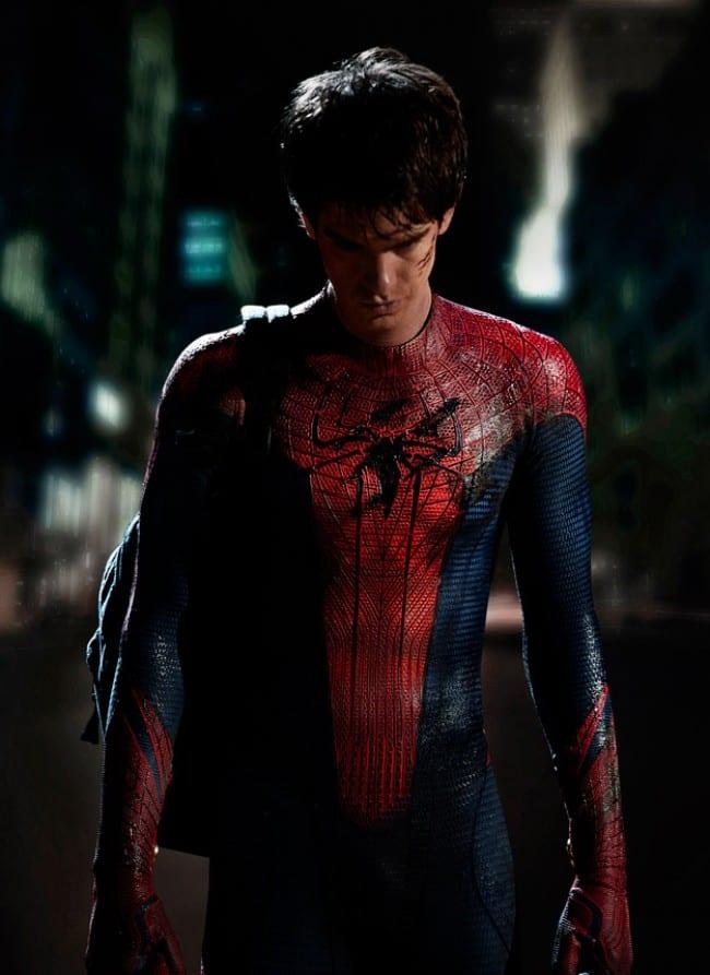 Αυτή είναι η πρώτη εικόνα του νέου Spiderman…