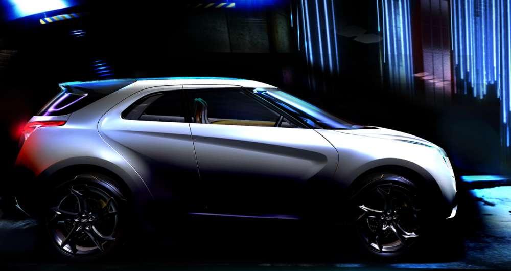 The Curb: ένα όμορφο πρωτότυπο από τη Hyundai…