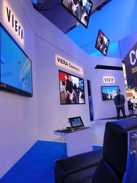 CES 2011:  το Viera Connect της Panasonic και άλλες νέες… εμφανίσεις