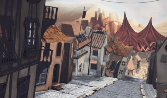 Ένα όμορφο animation με άφθονη δημιουργικότητα…