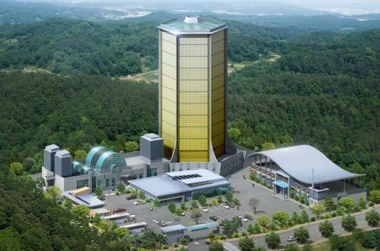 ZENA: ένα πύργος που αιχμαλωτίζει την ενέργεια του ανέμου…