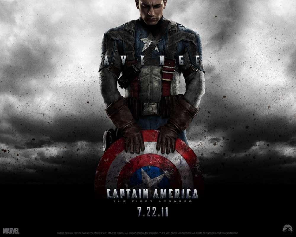 """Αυτό είναι το πρώτο trailer του """"Captain America: First Avenger""""…"""
