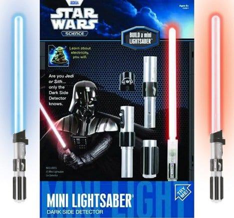 Mini Lightsaber: με ποια πλευρά της Δύναμης είσαι;