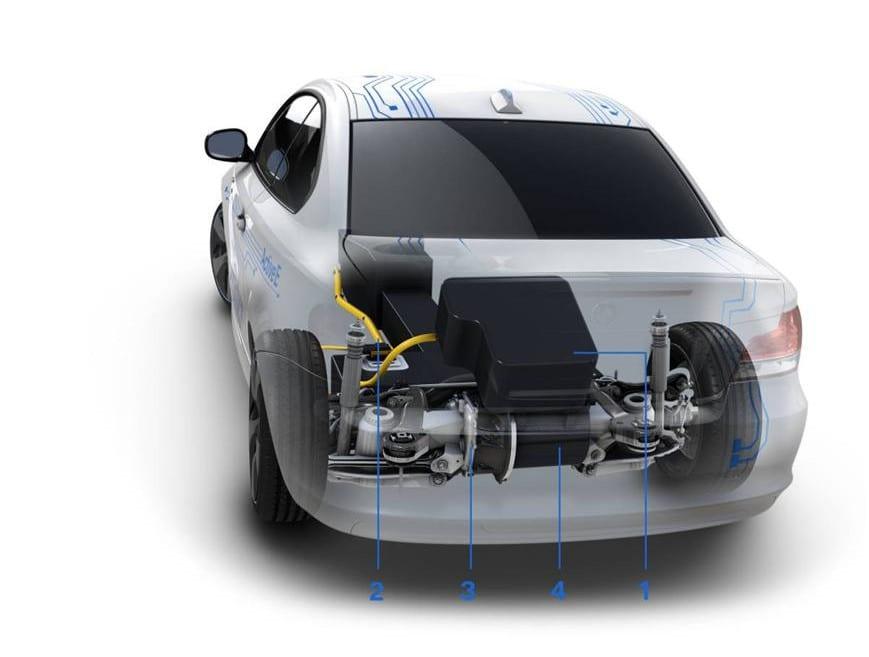 Ηλεκτρική και επισήμως η BMW…