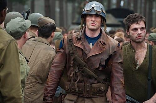 Το πρώτη επίσημο poster της ταινίας Captain America του Ιουλίου….